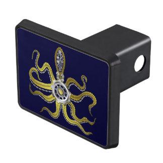 Steampunk Gears Octopus Kraken Tow Hitch Cover