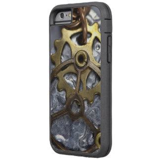 Steampunk Gears Tough Xtreme iPhone 6 Case
