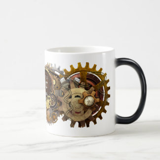 Steampunk Get it in Gear Mug