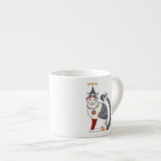Steampunk Gretel Espresso Cup