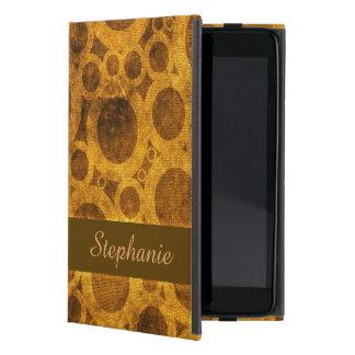 Steampunk Grunge Pattern iPad Mini Case