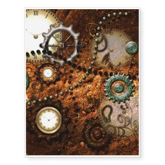 Steampunk in noble design