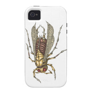 Steampunk Insect iPhone 4/4S Case