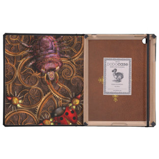 Steampunk - Insect - Itsy bitsy spiders iPad Folio Cases