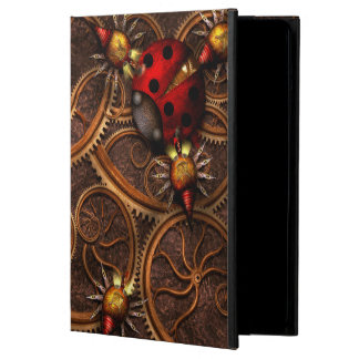 Steampunk - Insect - Itsy bitsy spiders iPad Air Case