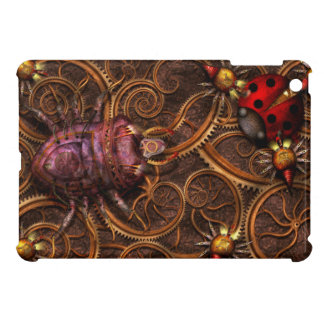 Steampunk - Insect - Itsy bitsy spiders Case For The iPad Mini
