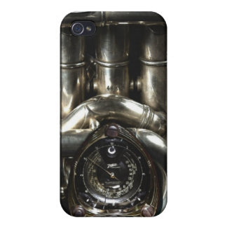 Steampunk iPhone 4/4S Covers