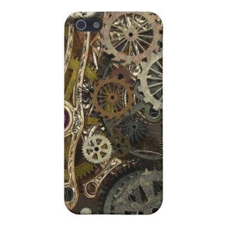 Steampunk iPhone 5/5S Case