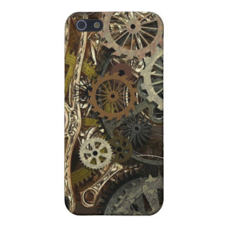 Steampunk iPhone 5/5S Cases