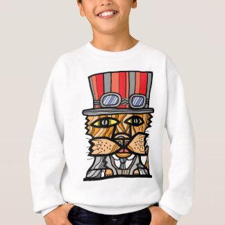 """""""SteamPunk"""" Kids' Hanes Sweatshirt"""