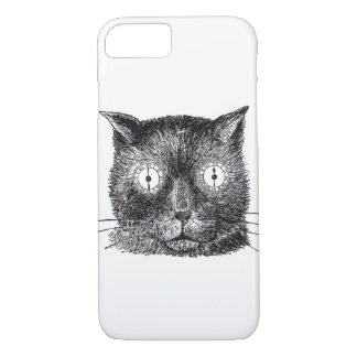 Steampunk Kitty Eyes iPhone 7 Case