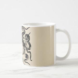 Steampunk Kraken designs Coffee Mug