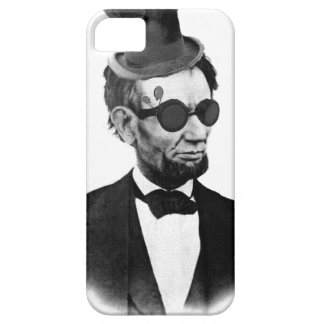 Steampunk Lincoln Case For The iPhone 5