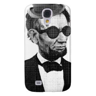 Steampunk Lincoln Samsung Galaxy S4 Case