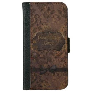 Steampunk Love 2 iPhone 6 Wallet Case