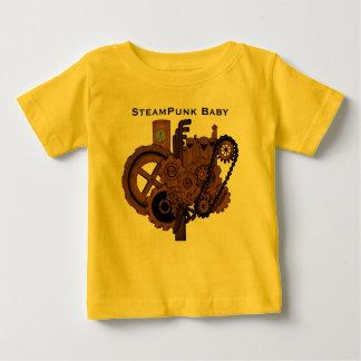 Steampunk Machinery (Copper) Baby T-Shirt