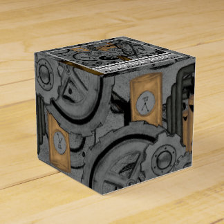 Steampunk Machinery (Full Colour) Party Favour Boxes