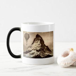 Steampunk Matterhorn Magic Mug