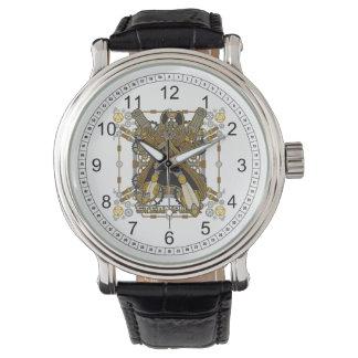 Steampunk Mechanical Cowboy Watch