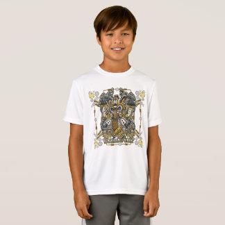 Steampunk Mechanical Gas Mask T-Shirt