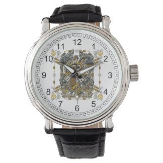 Steampunk Mechanical Gas Mask Watch