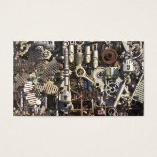Steampunk mechanical machinery machines