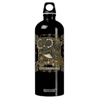 Steampunk Mechanical Owl SIGG Traveller 1.0L Water Bottle