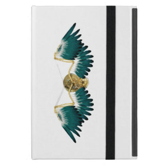 Steampunk Mechanical Wings Cover For iPad Mini