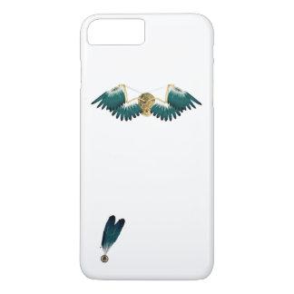 Steampunk Mechanical Wings iPhone 8 Plus/7 Plus Case