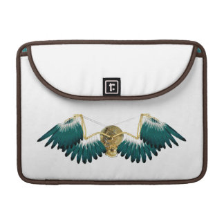 Steampunk Mechanical Wings Sleeve For MacBook Pro