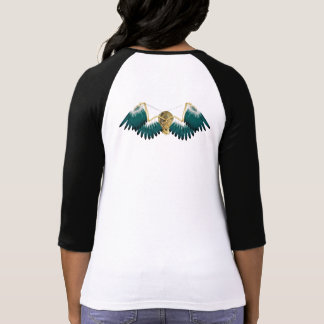 Steampunk Mechanical Wings T-Shirt