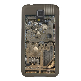 Steampunk Mechanism. Galaxy S5 Cover
