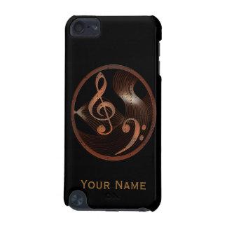 Steampunk Music Design iPod Touch case