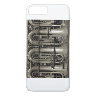 Steampunk Music Factory iPhone 7 Plus Case