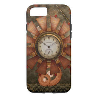 Steampunk, noble design iPhone 8/7 case