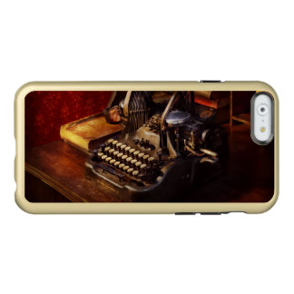 Steampunk - Oliver's typing machine Incipio Feather® Shine iPhone 6 Case