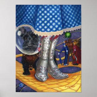 Steampunk Oz Poster