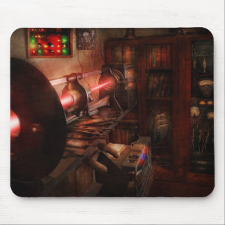 Steampunk - Photonic Experimentation Mouse Pad