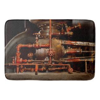Steampunk - Pipe dreams Bath Mat