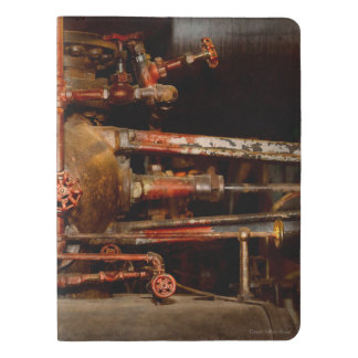 Steampunk - Pipe dreams Extra Large Moleskine Notebook