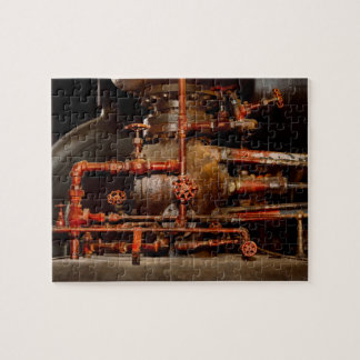 Steampunk - Pipe dreams Jigsaw Puzzle