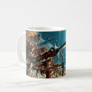 Steampunk Pirates Mug