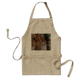 Steampunk - Plumbing - Industrial abstract Standard Apron