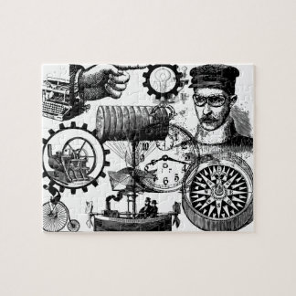 steampunk puzzle