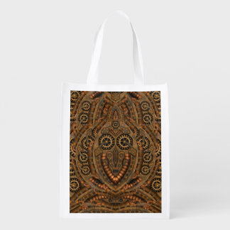 Steampunk Reusable Bag