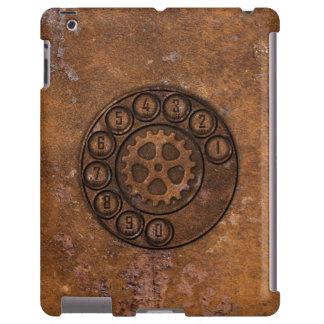 Steampunk Rotary Dial Phone