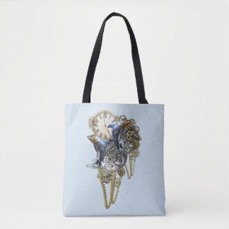 Steampunk - Sculpture Tote Bag