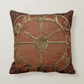 Steampunk Series 2 Throw Pillow