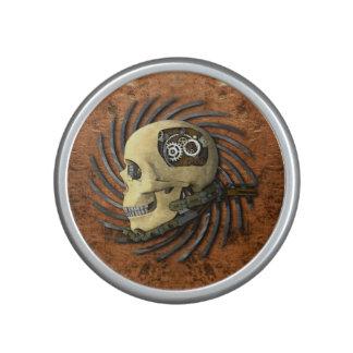 Steampunk Skull Speaker