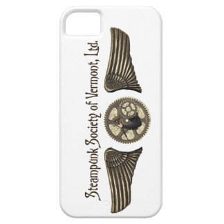 Steampunk Society of Vermont, Ltd. Case iPhone 5 Cases